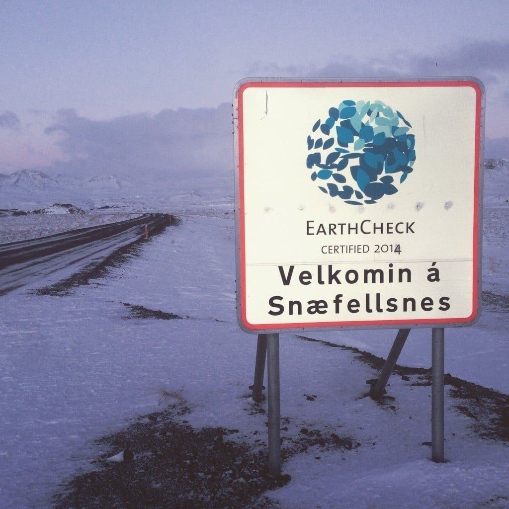 welcome to Snæfellsnes